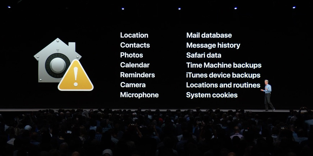 Apple's new approach to restricting private information